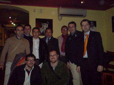 D cima reuni n sin juego en madrid for Alfonso dominguez madrid